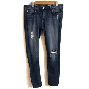 Adriano Goldschmied The Legging Ankle Jean 28 R